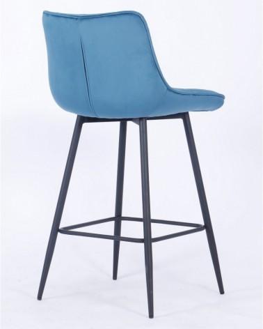 Silla Deborah azul